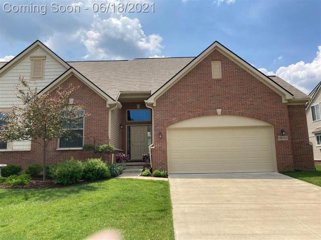 28151 Belmonte Drive #22, Lyon Twp, MI 48165 (#543281671) :: Real Estate For A CAUSE