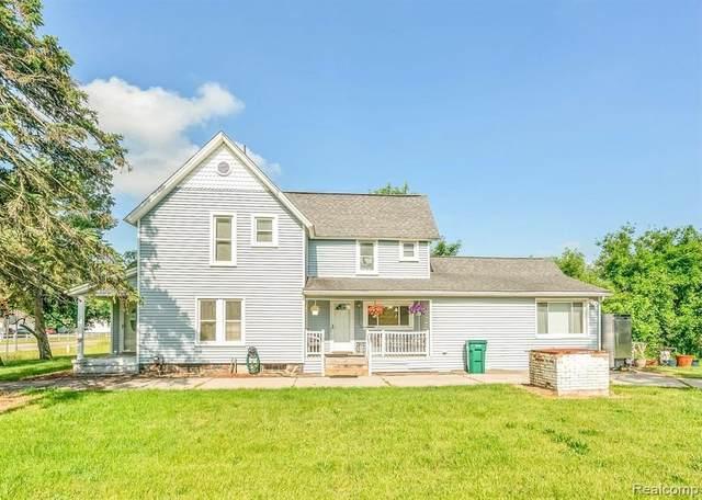 47190 Bemis Road, Van Buren Twp, MI 48111 (#2210044855) :: Real Estate For A CAUSE
