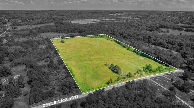 10000 Blk Devils Lake Hwy, Woodstock Twp, MI 49220 (#56050044771) :: Real Estate For A CAUSE