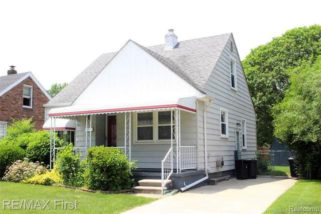 26417 Wolverine Street, Madison Heights, MI 48071 (#2210044933) :: Robert E Smith Realty