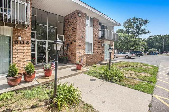 606 Lynn Avenue #10, Kalamazoo, MI 49008 (#66021022226) :: Duneske Real Estate Advisors