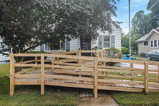 274 Hunter Street, Battle Creek, MI 49017 (#64021022274) :: Duneske Real Estate Advisors
