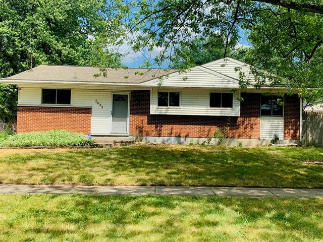 5633 Cabot Street, Portage, MI 49002 (#66021022286) :: Duneske Real Estate Advisors