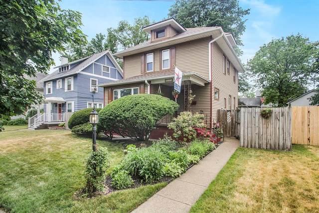217 Chestnut Street, Battle Creek, MI 49017 (#64021022293) :: Duneske Real Estate Advisors