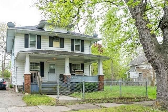 1550 Bennett Avenue, Flint, MI 48506 (#2210045093) :: Duneske Real Estate Advisors