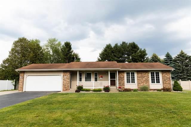 8742 Shadowbrook Drive, Georgetown Twp, MI 49428 (#65021022302) :: Duneske Real Estate Advisors
