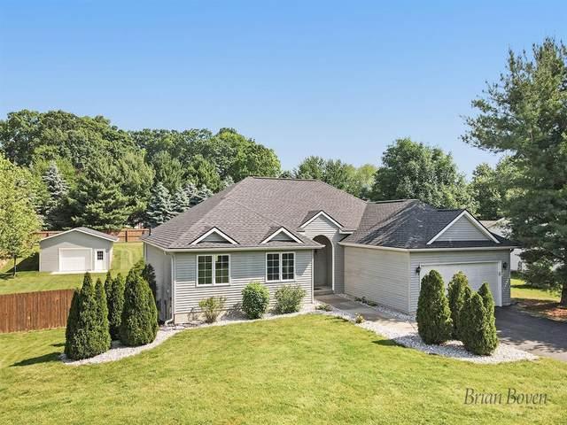 7291 11 Mile Road NE, Courtland Twp, MI 49341 (#65021022340) :: Duneske Real Estate Advisors
