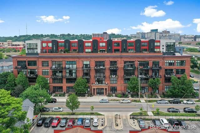 600 Broadway Avenue NW #124, Grand Rapids, MI 49504 (#65021022358) :: Novak & Associates