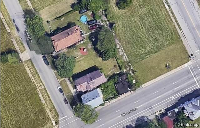 4712 Mitchell, Detroit, MI 48207 (#2210045170) :: Novak & Associates
