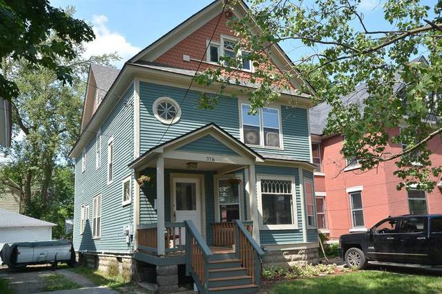 316 Burr Oak Street, Kalamazoo, MI 49001 (#66021022383) :: The Mulvihill Group