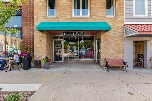 252 & 260 S Hancock Street, PENTWATER VLG, MI 49449 (#67021022388) :: Novak & Associates