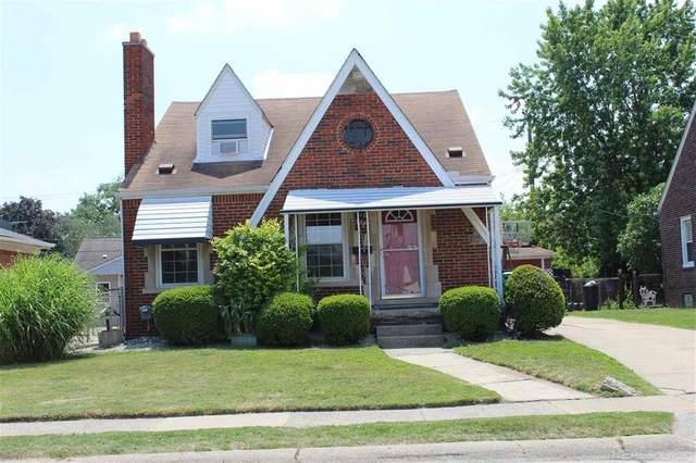 15848 Oak Avenue, Eastpointe, MI 48021 (#58050044892) :: Robert E Smith Realty