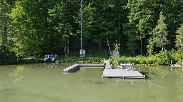 371 Burgess Lake Road, Eureka Twp, MI 48838 (#65021022394) :: Novak & Associates