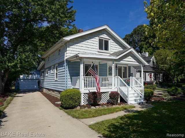 14675 Garland Avenue, Plymouth Twp, MI 48170 (#2210045236) :: Duneske Real Estate Advisors