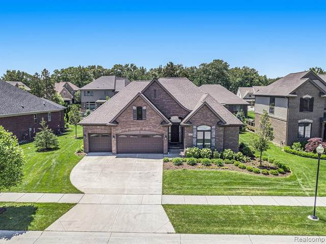 3962 Somerset Circle, Rochester Hills, MI 48309 (#2210045293) :: Real Estate For A CAUSE
