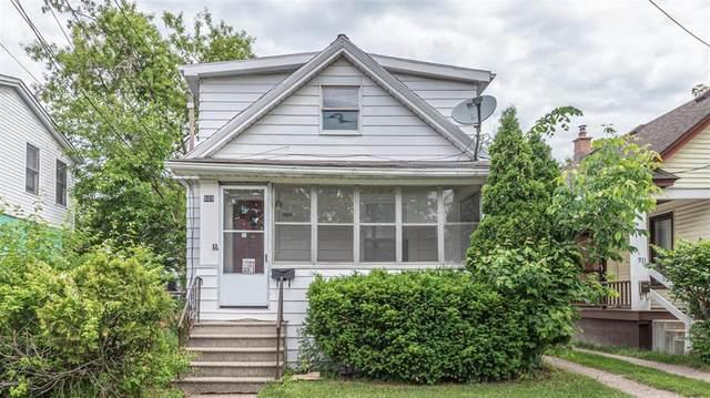 909 Woodlawn Avenue, Ann Arbor, MI 48104 (#543281522) :: The Mulvihill Group