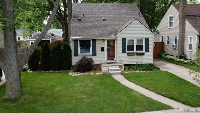 4219 Tyler Avenue, Berkley, MI 48072 (#2210045512) :: Real Estate For A CAUSE