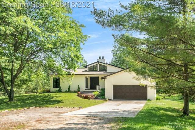 5100 Hellner Road, Northfield Twp, MI 48105 (#543281722) :: Real Estate For A CAUSE