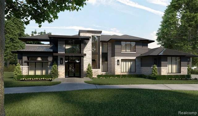 563 Chase Lane, Bloomfield Hills, MI 48304 (#2210045621) :: The Mulvihill Group