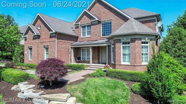 50572 Langley Drive, Novi, MI 48374 (#2210045637) :: Novak & Associates
