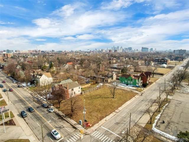 1789 W Warren Avenue, Detroit, MI 48208 (#2210045688) :: The Mulvihill Group