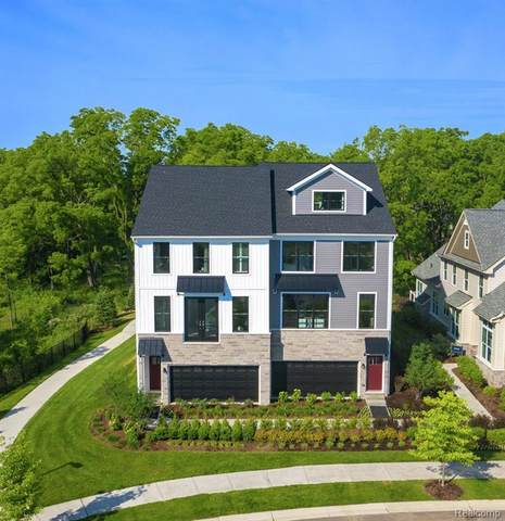 2706 S Spurway Drive #128, Ann Arbor, MI 48105 (#2210045699) :: The Mulvihill Group