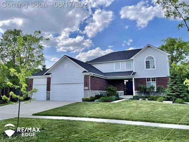 1331 Park Ridge Pointe, Grand Blanc Twp, MI 48439 (#5050045018) :: Real Estate For A CAUSE