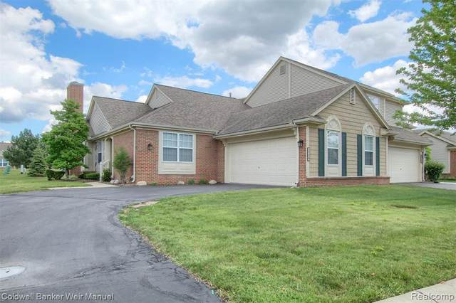 1759 Thistle Drive, Canton Twp, MI 48188 (#2210045719) :: Real Estate For A CAUSE