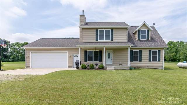5335 Webster Church Road, Webster Twp, MI 48130 (#543281646) :: Real Estate For A CAUSE