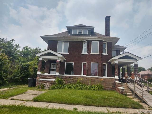 359 Kenilworth Street, Detroit, MI 48202 (#2210045751) :: Keller Williams West Bloomfield