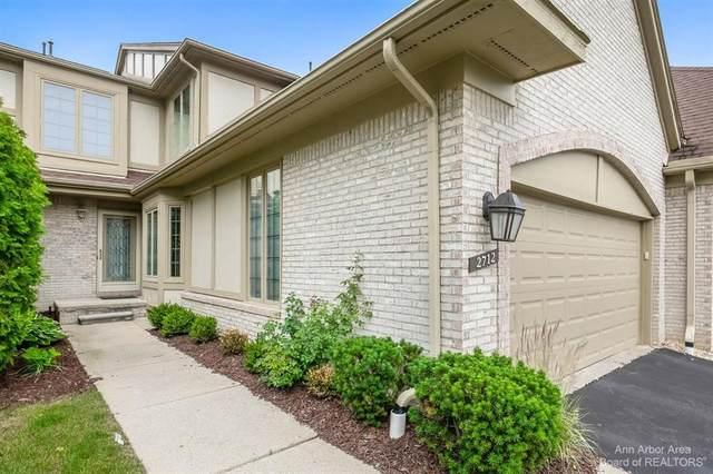 2712 Winter Garden Court, Ann Arbor, MI 48105 (#543281772) :: Real Estate For A CAUSE