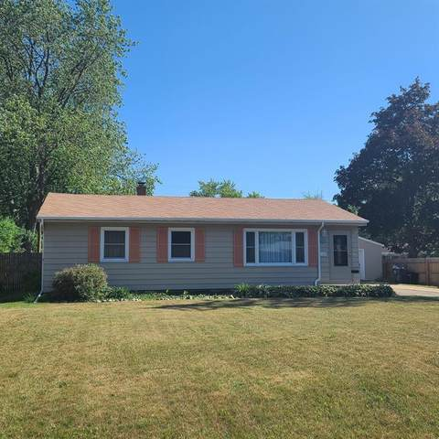 1110 Wedgewood Road, ST.JOSEPH TWP, MI 49085 (#69021022610) :: Real Estate For A CAUSE