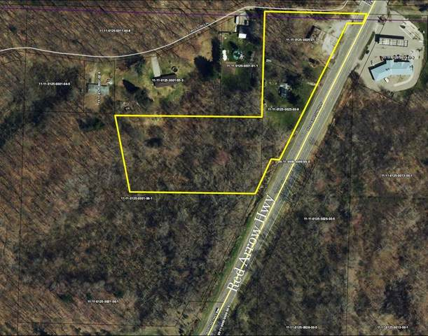 10500 Red Arrow Highway, Lake Twp, MI 49106 (#66021022613) :: Real Estate For A CAUSE