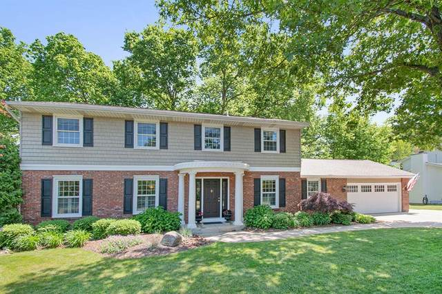 6649 Pleasantview Drive, Portage, MI 49024 (#66021022622) :: Real Estate For A CAUSE