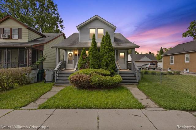 95 W Milton Avenue, Hazel Park, MI 48030 (#2210045981) :: GK Real Estate Team