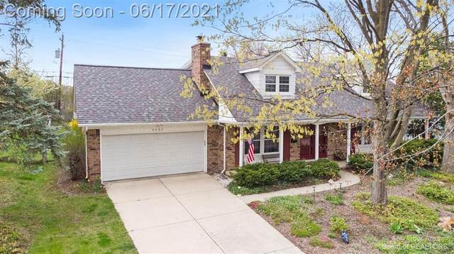2424 Dundee Drive, Ann Arbor, MI 48103 (#543279950) :: Real Estate For A CAUSE