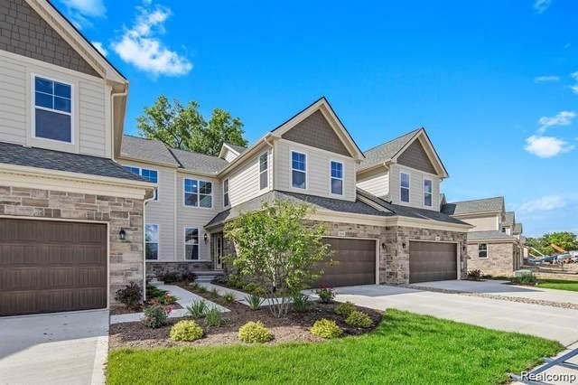 3100 Millbury Lane #156, Ann Arbor, MI 48105 (#2210046030) :: Real Estate For A CAUSE