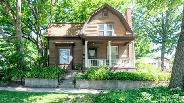 910 W Washington Street, Ann Arbor, MI 48103 (#543281770) :: Real Estate For A CAUSE
