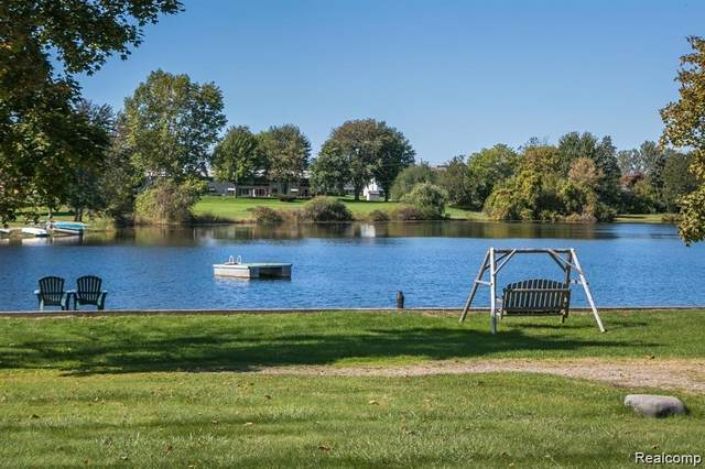26945 Milford Rd #8, South Lyon, MI 48178 (#2210046057) :: Real Estate For A CAUSE