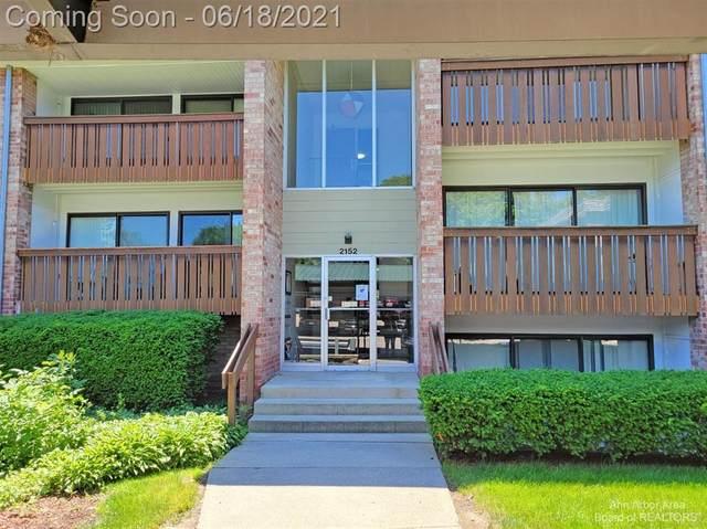2152 Pauline Boulevard #105, Ann Arbor, MI 48103 (#543281815) :: Real Estate For A CAUSE
