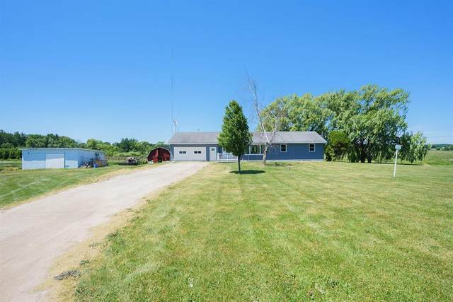 5299 S Hogenson Road, Riverton Twp, MI 49454 (#67021022685) :: Real Estate For A CAUSE