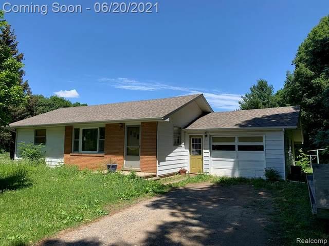 3946 W Oregon Road, Oregon Twp, MI 48446 (#2210046095) :: Alan Brown Group