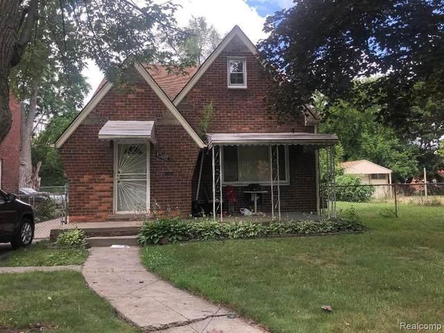 17657 Avon Avenue, Detroit, MI 48219 (#2210046154) :: The BK Agency
