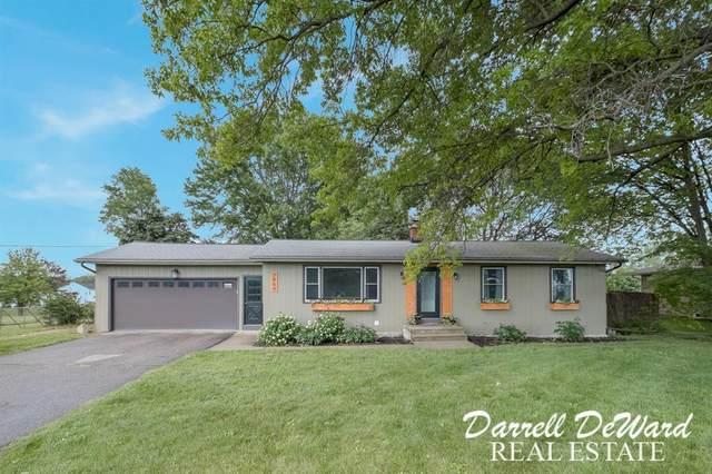 7400 Hanna Lake Avenue SE, Gaines Twp, MI 49316 (#65021022785) :: GK Real Estate Team