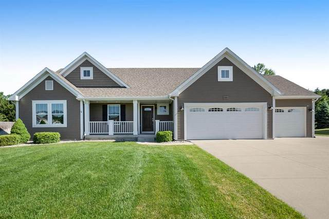 8129 Engelwood Avenue, Richland Twp, MI 49083 (#66021022827) :: GK Real Estate Team