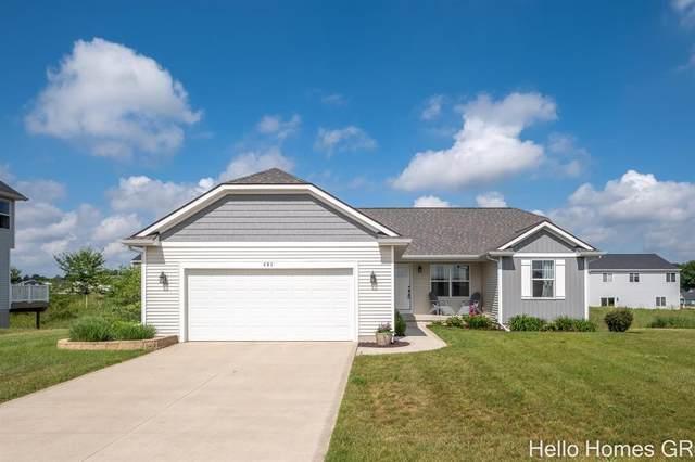 461 Seneca Ridge Drive, Middleville Vlg, MI 49333 (#65021022836) :: Alan Brown Group