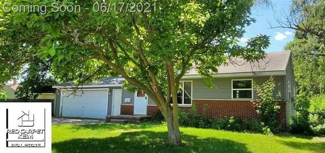 613 Oda, Davison, MI 48423 (#5050045251) :: Real Estate For A CAUSE