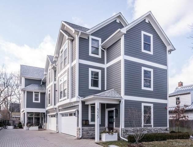 515 N 5TH AVE APT 1, Ann Arbor, MI 48104 (#2210046467) :: Real Estate For A CAUSE