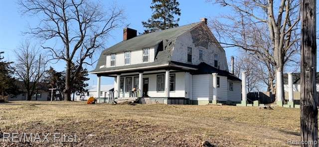 8447 Wildcat Road, Grant Twp, MI 48032 (#2210046484) :: Real Estate For A CAUSE