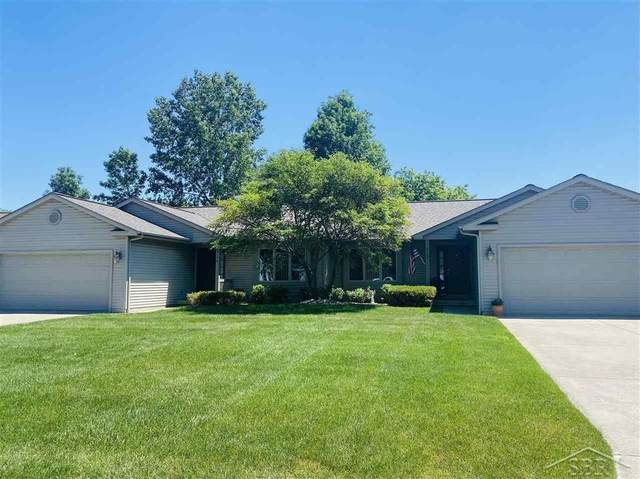 3132-3134 Silverwood, Saginaw Twp, MI 48603 (#61050045254) :: GK Real Estate Team